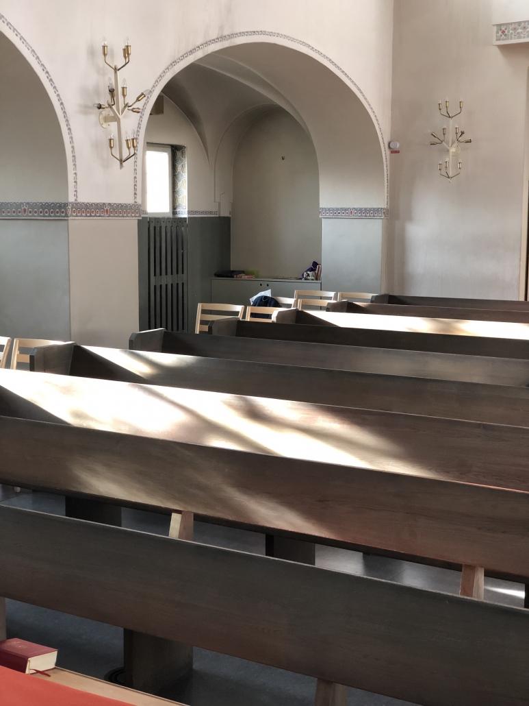MediYoga i Sundbybergs kyrka lördagen den 27 april