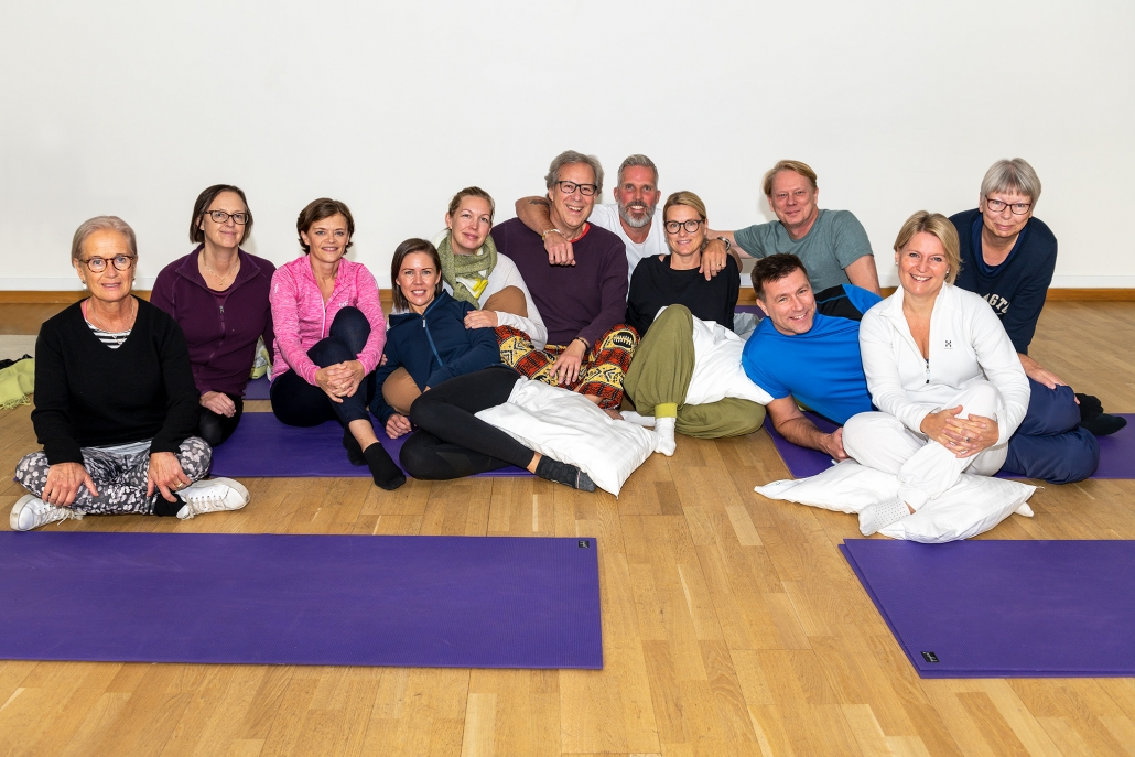 Ny yogahelg på Skepparholmen