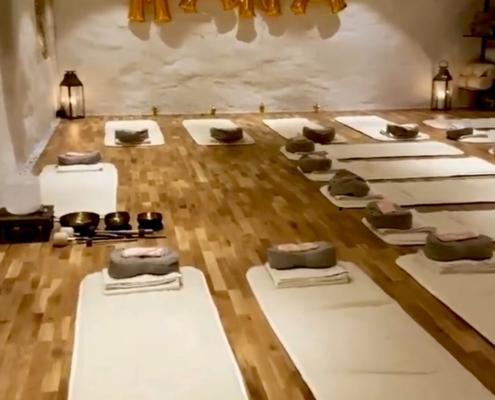 YogaManas nya studio