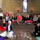 MediYoga i Sundbybergs kyrka den 18 april 2020